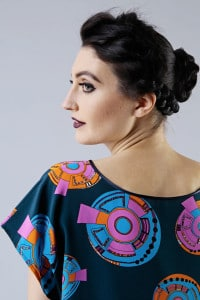 SCOTTISH DESIGNER TAISIR GIBREEL DRESSES