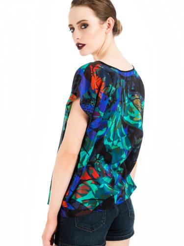 Luxury Silk Tops