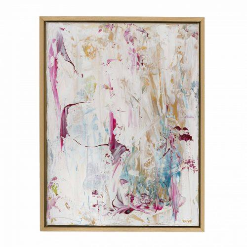 TAISIR GIBREEL ABSTRACT ART SHINE THROUGH