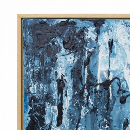 TAISIR GIBREEL ABSTRACT ART THE SPLASH