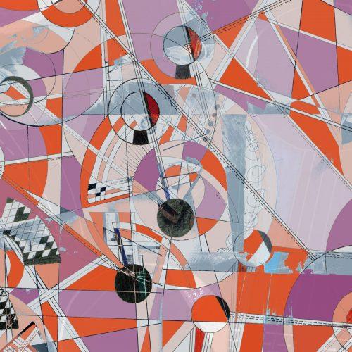 Taisir Gibreel Giclee Print Distortion Prime | Taisir Gibreel
