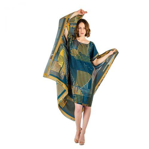 Luxury Silk Shift Dresses