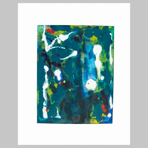 Taisir Gibreel Abstract Art Rolling Green Muse