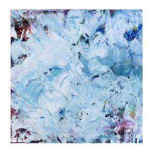 Taisir Gibreel Abstract Art Lifting Clouds