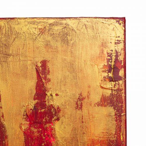 TAISIR GIBREEL ABSTRACT ART THROUGH THE HAZE