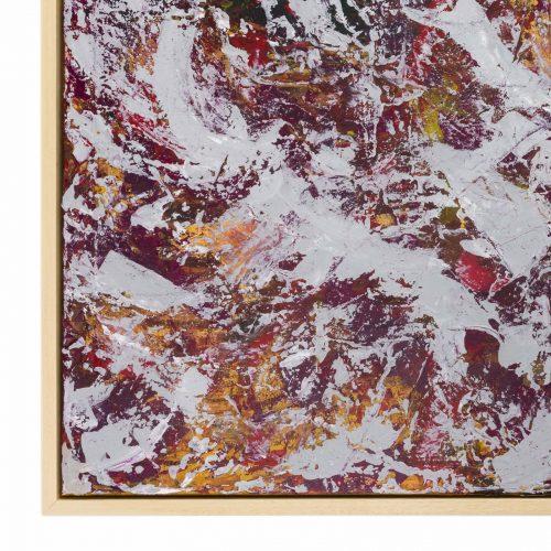 TAISIR GIBREEL ABSTRACT ART UNRESOLVED