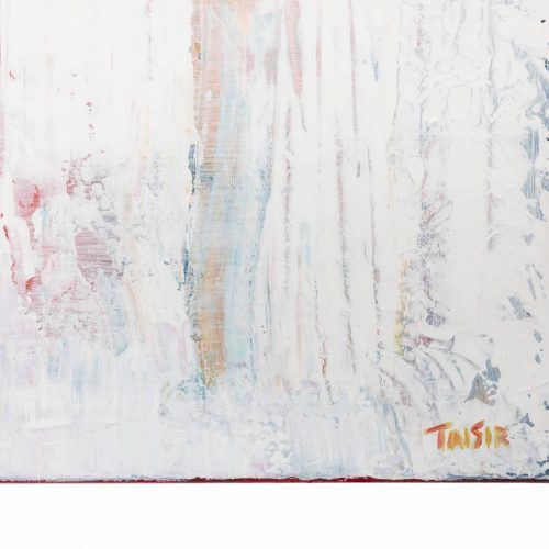 TAISIR GIBREEL ABSTRACT ART UNVEILED